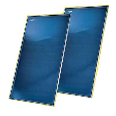 کلکتور خورشیدی ولف(WOLF) آلمان